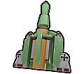 Sand Green BOB Jetpack