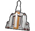 White BOB Jetpack