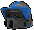 Dark Gray Recon BMR Helmet