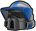 Silver Recon BMR Helmet